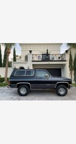 1989 Chevrolet Blazer for sale 101398935
