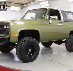 1989 Chevrolet Blazer 4WD for sale 101415262