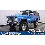 1989 Chevrolet Blazer for sale 101599167