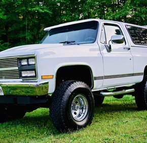 1989 Chevrolet Blazer 4WD 2-Door for sale 101147873