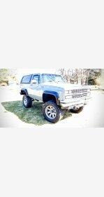 1989 Chevrolet Blazer 4WD for sale 101423755