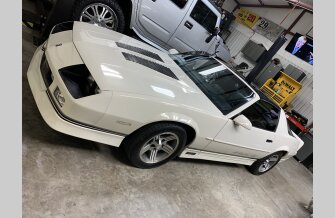 1989 Chevrolet Camaro IROC-Z Coupe for sale 101189167