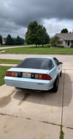1989 Chevrolet Camaro for sale 100903467