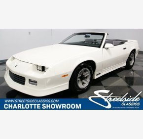 1989 Chevrolet Camaro for sale 100978080