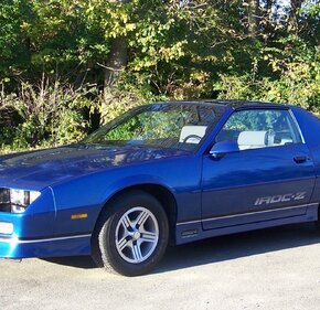 1989 Chevrolet Camaro Coupe for sale 101049699