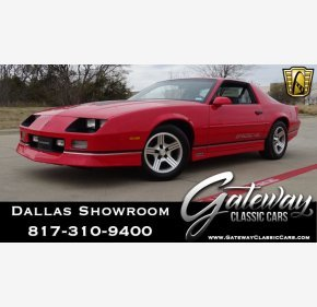 1989 Chevrolet Camaro Coupe for sale 101095197