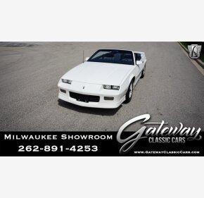 1989 Chevrolet Camaro Convertible for sale 101158378