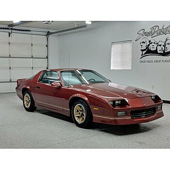 1989 Chevrolet Camaro Coupe for sale 101208830