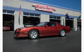 1989 Chevrolet Camaro Coupe for sale 101213076