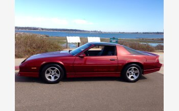 1989 Chevrolet Camaro Coupe for sale 101243639