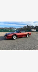 1989 Chevrolet Camaro Convertible for sale 101284556