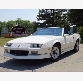 1989 Chevrolet Camaro RS for sale 101339008