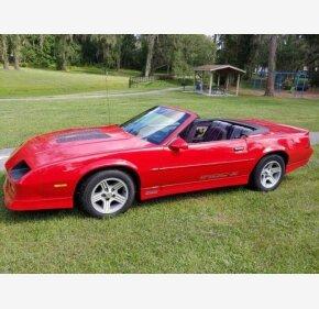 1989 Chevrolet Camaro for sale 101341347