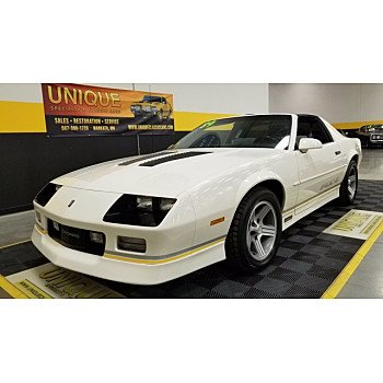 1989 Chevrolet Camaro for sale 101343070