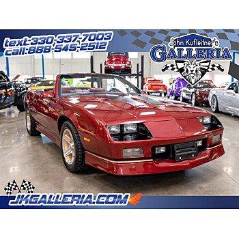 1989 Chevrolet Camaro for sale 101383721