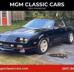 1989 Chevrolet Camaro for sale 101466810