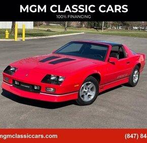 1989 Chevrolet Camaro for sale 101486031