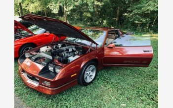 1989 Chevrolet Camaro Coupe for sale 101496154