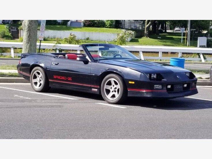 1989 Chevrolet Camaro for sale 101499603