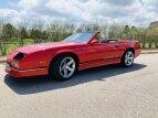 1989 Chevrolet Camaro Convertible for sale 101504299