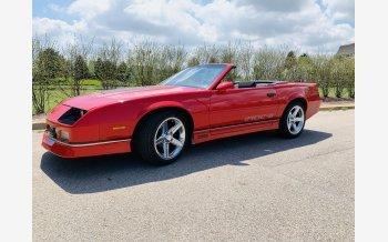 1989 Chevrolet Camaro Convertible for sale 101504299