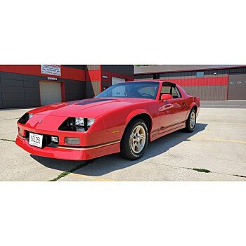 1989 Chevrolet Camaro Coupe for sale 101559670