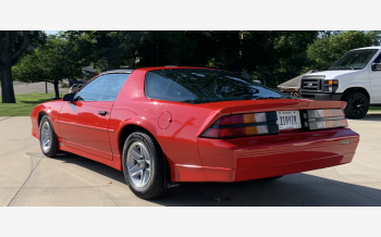 1989 Chevrolet Camaro Coupe for sale 101588853