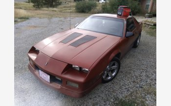 1989 Chevrolet Camaro Coupe for sale 101624461