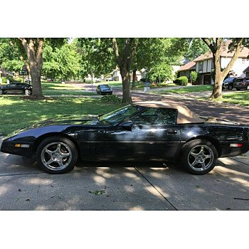 1989 Chevrolet Corvette for sale 100911363