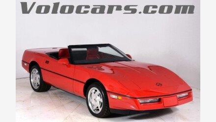 1989 Chevrolet Corvette Convertible for sale 100927515