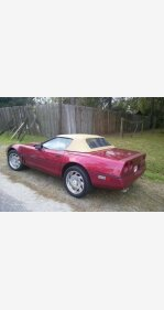 1989 Chevrolet Corvette Convertible for sale 100971076