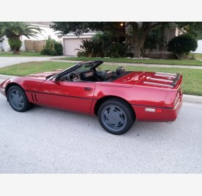 1989 Chevrolet Corvette for sale 100977974
