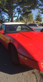 1989 Chevrolet Corvette Convertible for sale 101000999