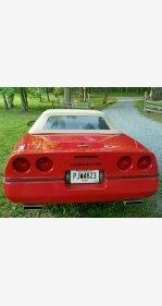 1989 Chevrolet Corvette Convertible for sale 101023422