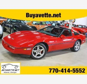 1989 Chevrolet Corvette Coupe for sale 101057962
