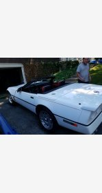 1989 Chevrolet Corvette Convertible for sale 101125016