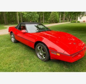 1989 Chevrolet Corvette Convertible for sale 101155185