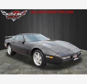 1989 Chevrolet Corvette Coupe for sale 101181289