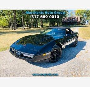 1989 Chevrolet Corvette Convertible for sale 101220560