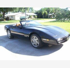 1989 Chevrolet Corvette Convertible for sale 101221962