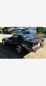 1989 Chevrolet Corvette Convertible for sale 101238332