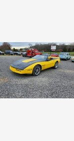 1989 Chevrolet Corvette Convertible for sale 101286249