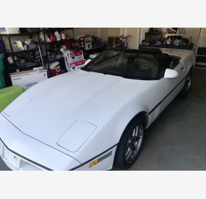 1989 Chevrolet Corvette for sale 101286404
