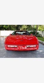 1989 Chevrolet Corvette Convertible for sale 101343100