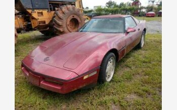 1989 Chevrolet Corvette Coupe for sale 101346077