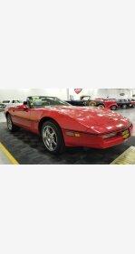 1989 Chevrolet Corvette Convertible for sale 101349117