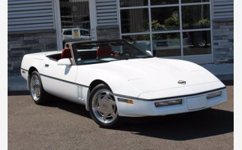 1989 Chevrolet Corvette Convertible for sale 101355796