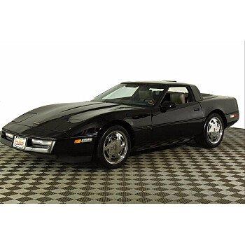 1989 Chevrolet Corvette Coupe for sale 101381205