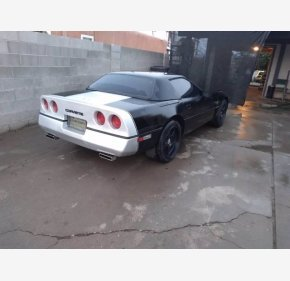 1989 Chevrolet Corvette for sale 101393517