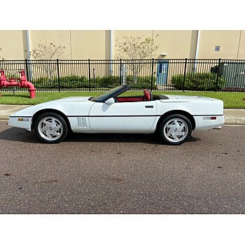 1989 Chevrolet Corvette Convertible for sale 101410855